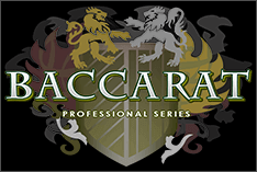Baccarat Professional Series Standard Limit