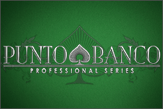 Punto Banco Professional Series Standard Limit