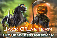 Jack O`Lantern vs The Headless Horseman